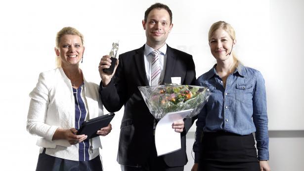 INSEAD New Business Award til H2 Logic-medstifter