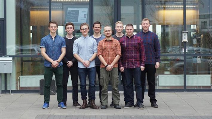 AU-HIH'ere starter Midtjysk Akademisk Jagtforening