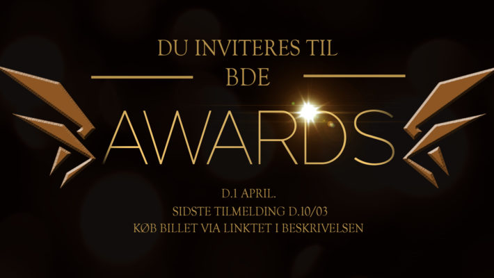 BDE AWARDS 2017